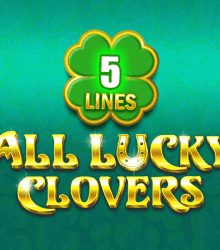 All Lucky Clovers 5