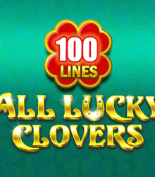 All Lucky Clovers 100