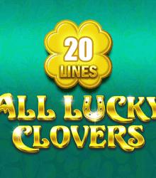 All Lucky Clovers 20