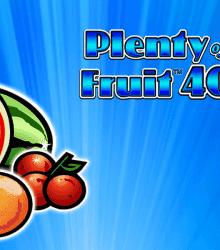 Plenty of Fruit 40